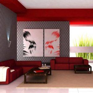 Peinture salon Paris