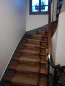 Peinture cage escalier